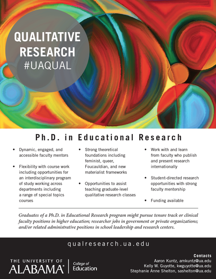 Ed Research Flyer